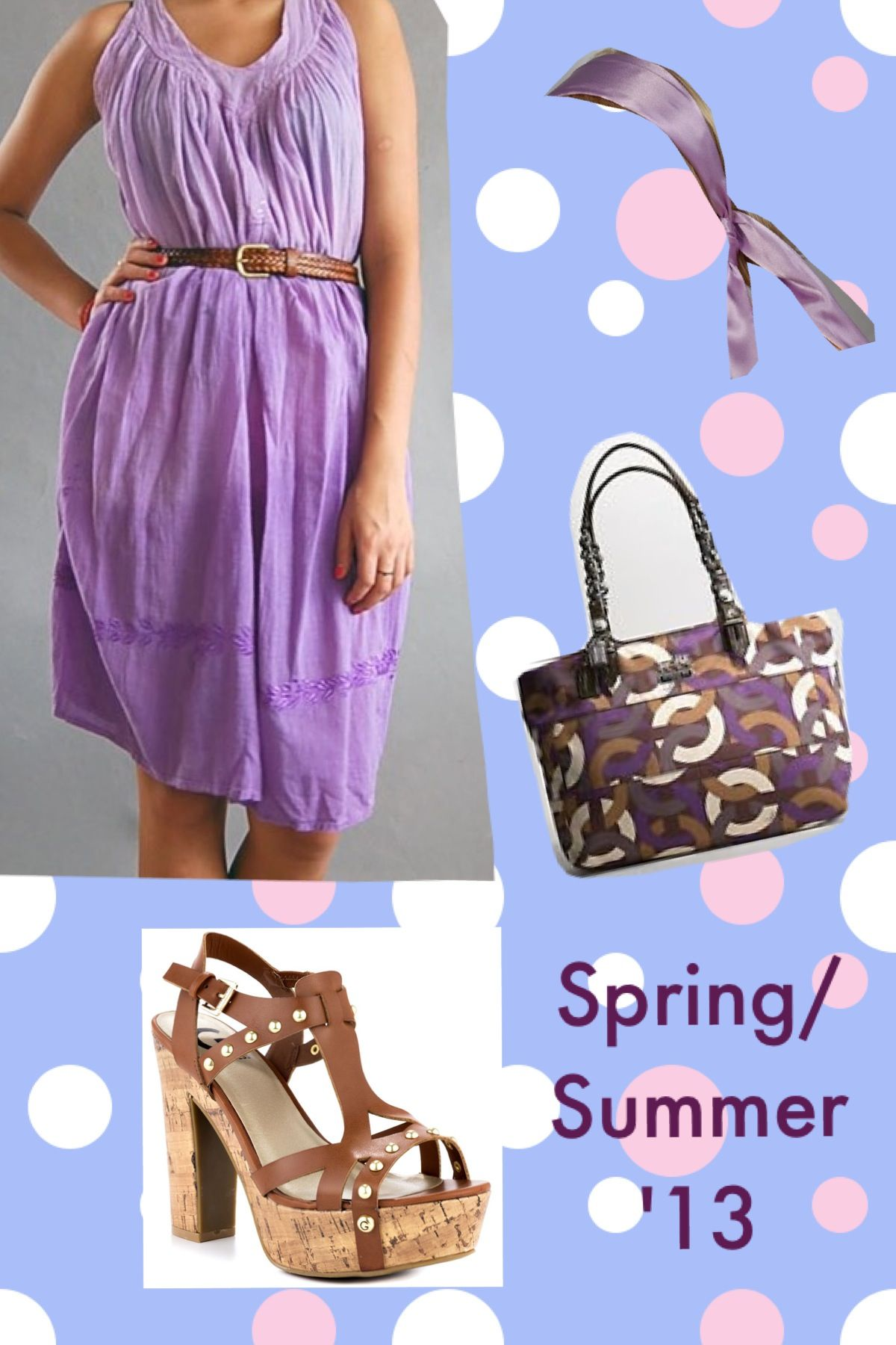 Gorgeous Semi Formal Lavendar Outfit #Classy #Simple #Gorgeous #Combo