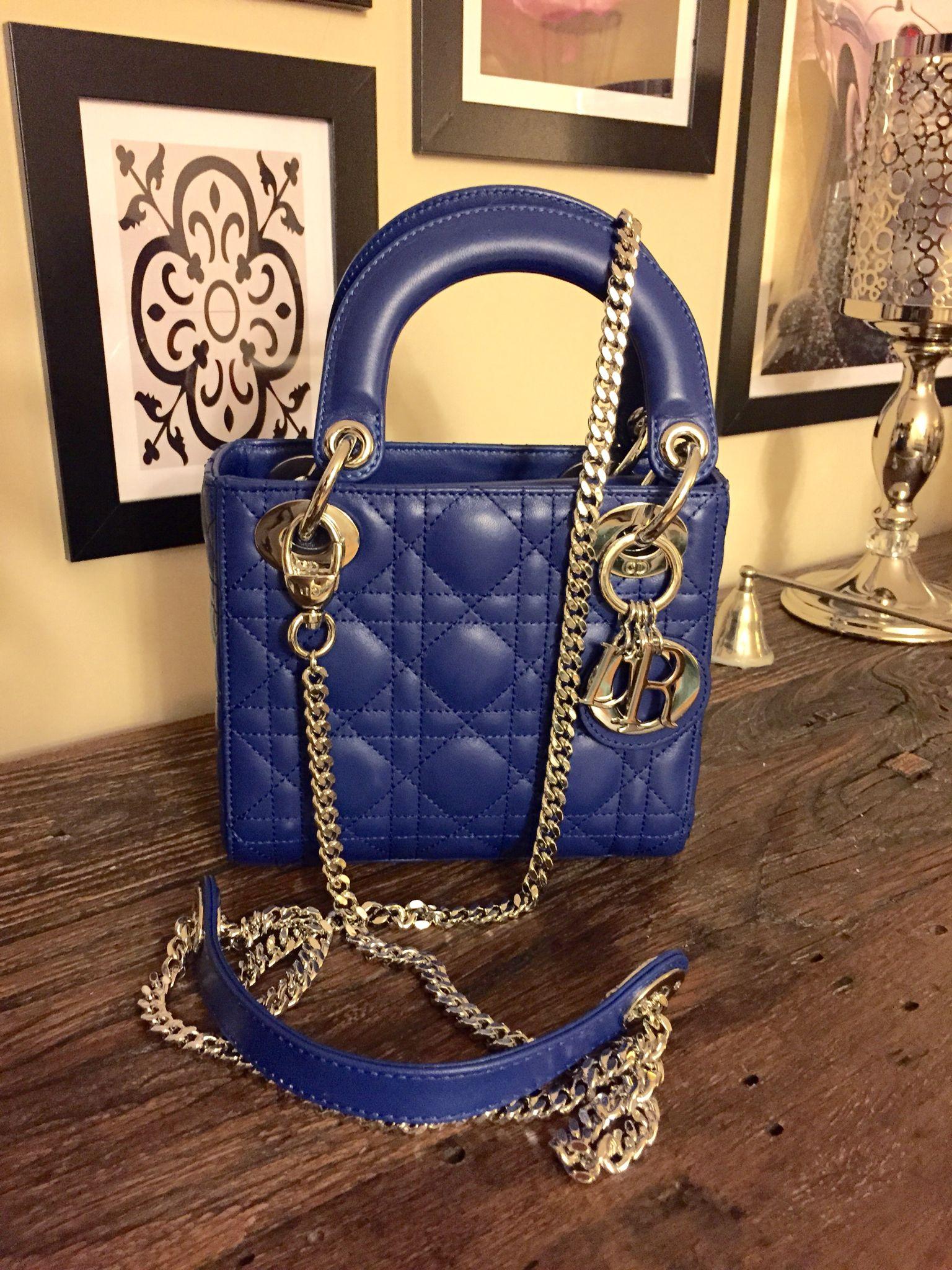 c65ed9c5a29 Mini Lady Dior bag