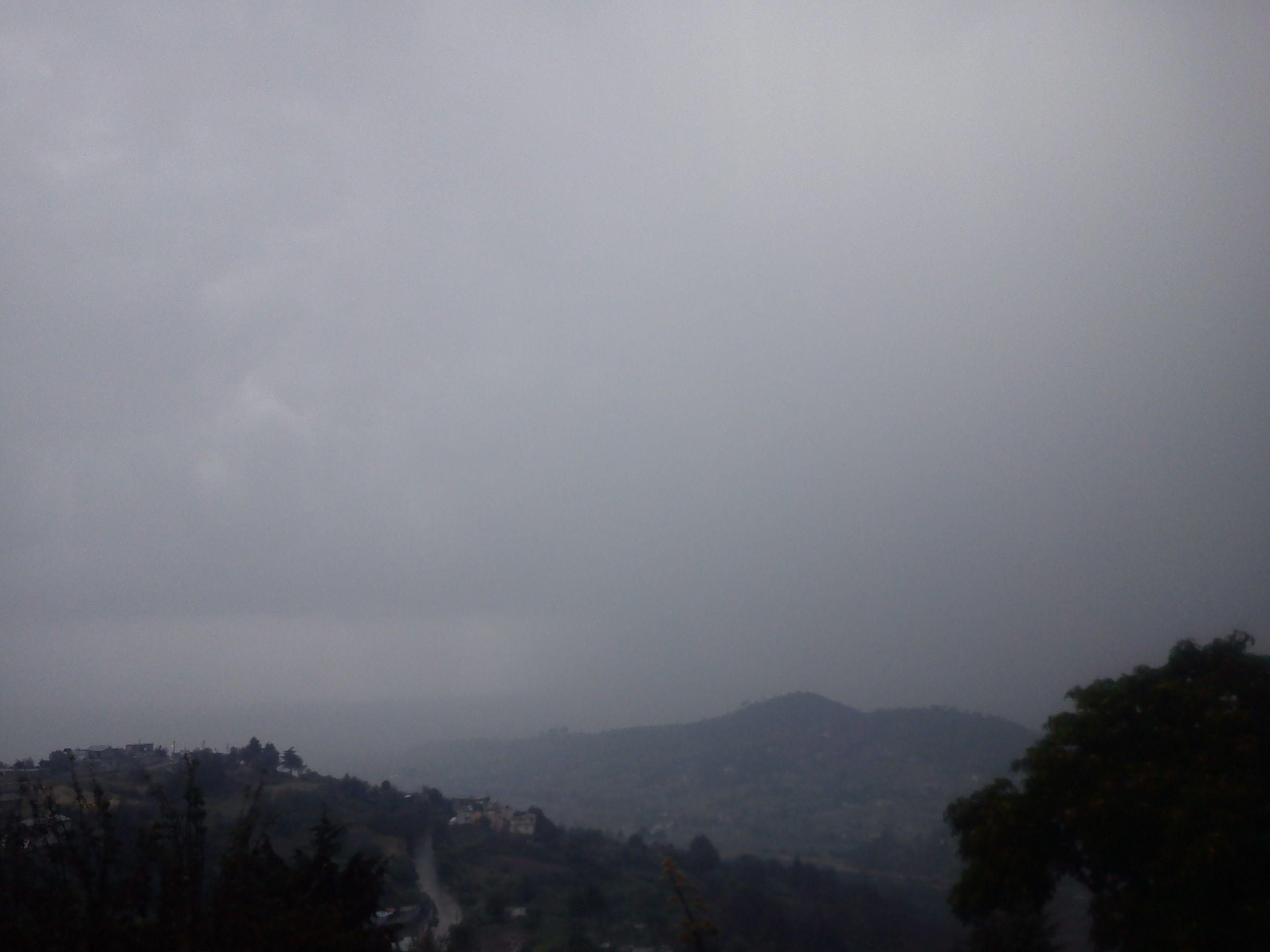 a hi viene la lluvia..