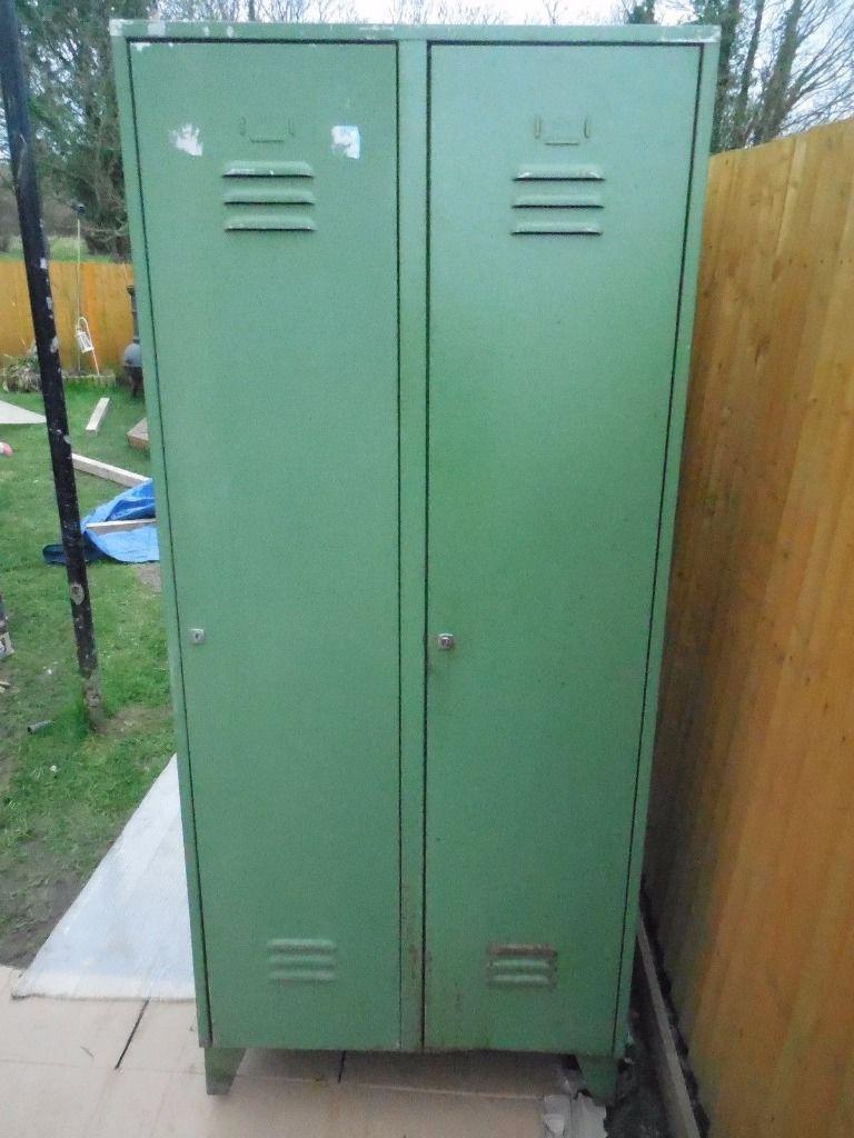 vintage metal lockers form the 1950u0027s from private school.   United Kingdom   Gumtree & vintage metal lockers form the 1950u0027s from private school.   United ...