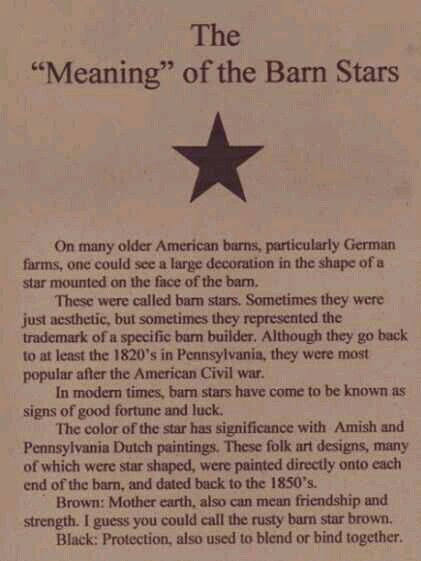 Barn star meaning | country living at its best | Pinterest | Barn ... : barn quilt patterns meanings - Adamdwight.com