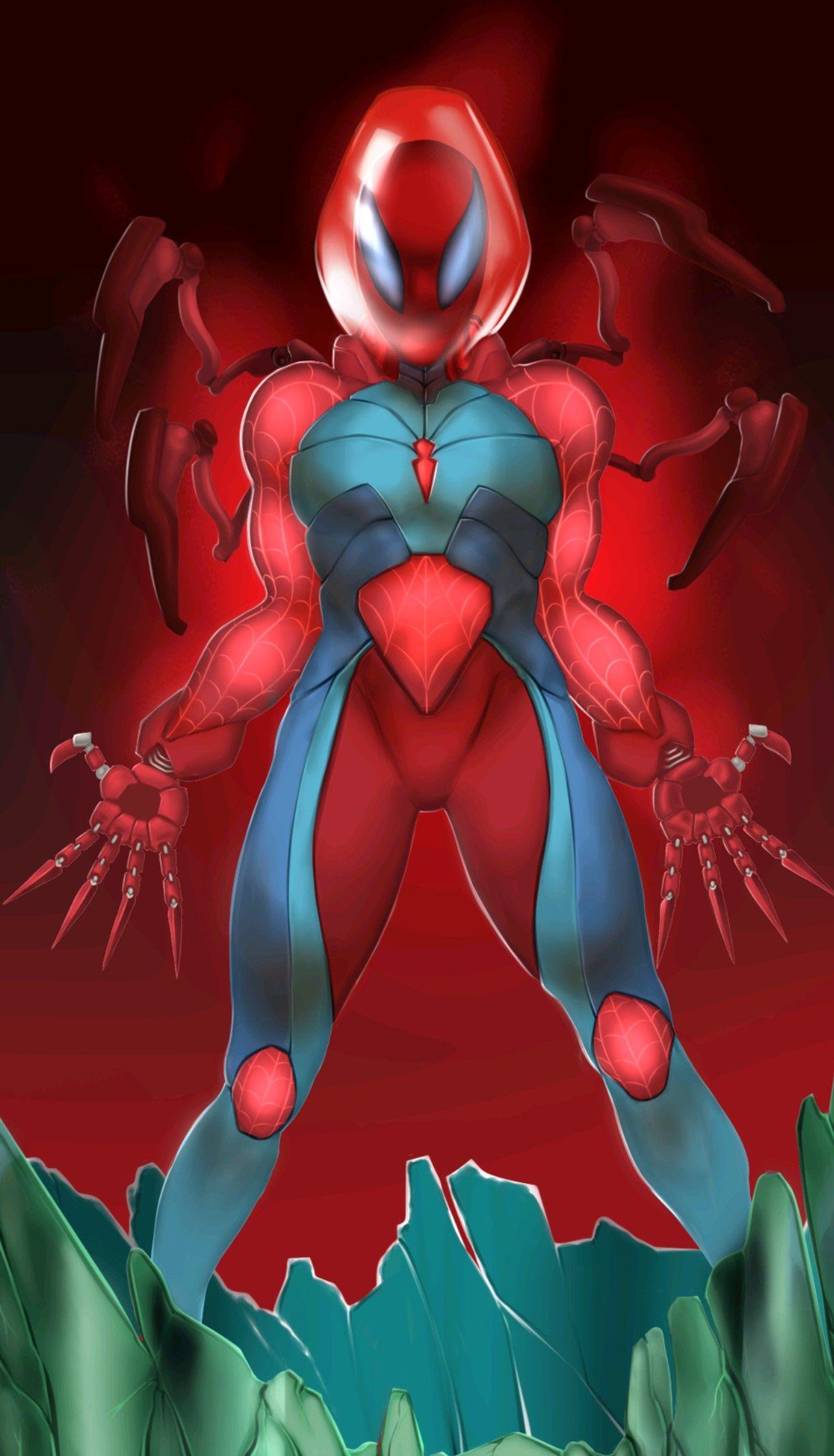 Cyber Spider Man