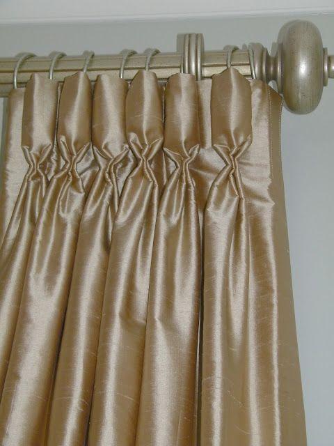 Goblet Pleat Draperies Goblet Pleat Drapery Pleated Drapery Window Coverings