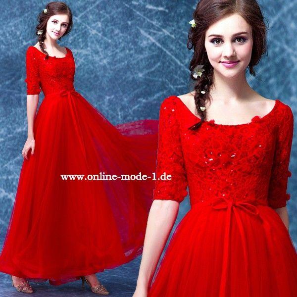 Rote brautkleider online bestellen