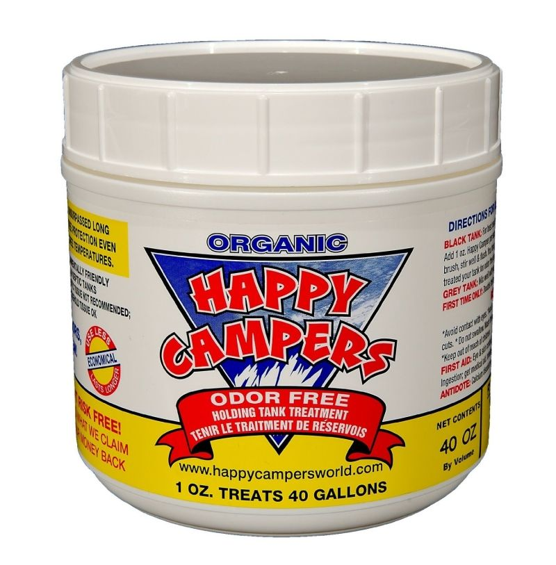 Cheap Waste Tank Cleaner Rv Maintenance Happy Campers Portable Toilet