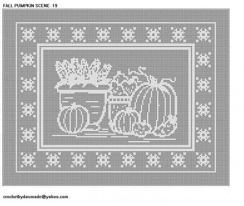Free Filet Crochet Cat Patterns Tablecloth Crochet Pattern Shop