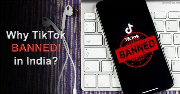 Why TikTok is banned in India? India, Hidden photos, Any app