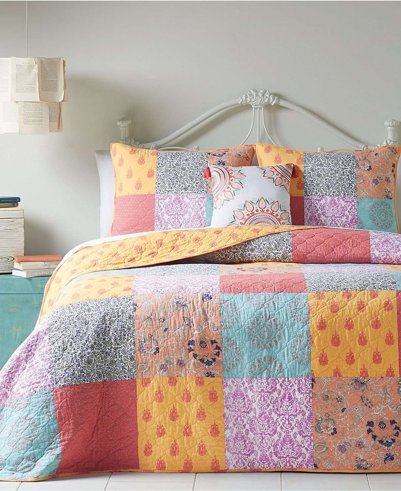 Jessica Simpson Sonya Quilt Sham Collection Quilts