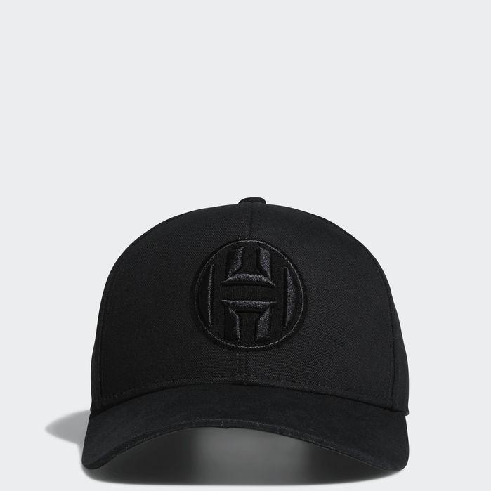 de03aac6bc2348 Harden Cap Black OSFM Mens in 2019 | Products | Adidas, Black adidas ...