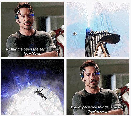 Iron Man 3/The Avengers