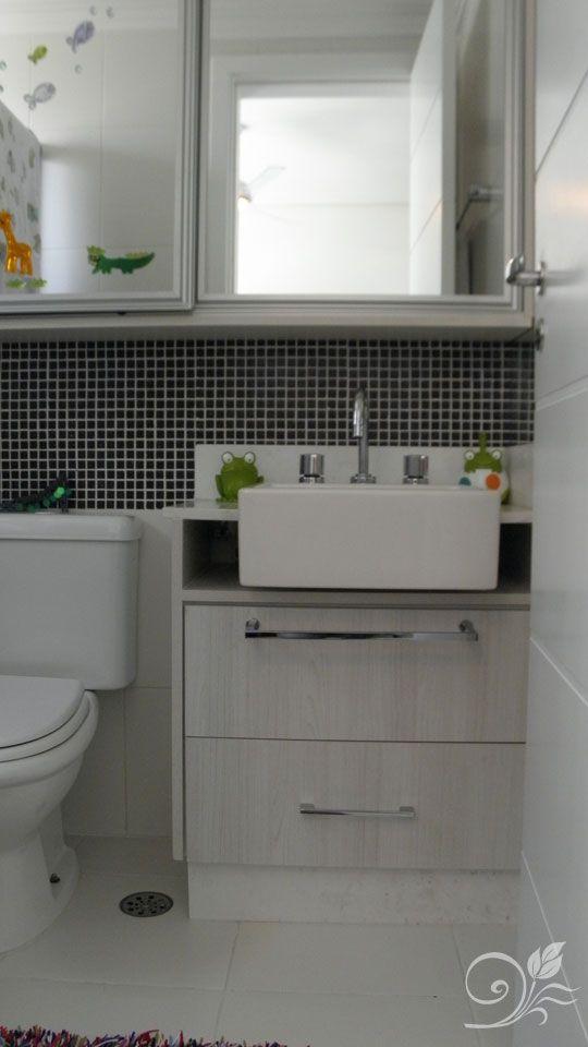 Banheiros minha pia exatamente assim pequena  inspiraçoes  Pinterest -> Decoracao De Banheiros Com Banheiras Fotos