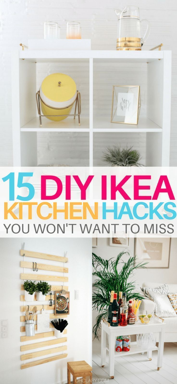 diy ikea furniture. Are You Looking To Upgrade Your IKEA Furniture With Some Simple Hacks? These 15 Ikea Kitchen Hacks Will Make Gorgeous While Staying On\u2026 Diy