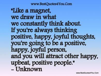 Pics Photos   Positive Happy Joyful Thoughts You Re Going To Be A Positive  Happy