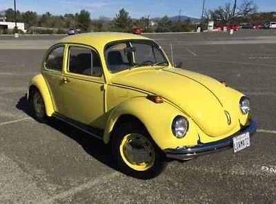 Volkswagen Beetle Classic Automatic Stick Shift Us Classic