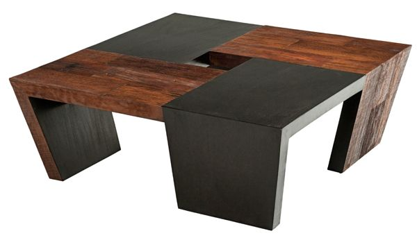 Wonderful Modern Square Coffee Table