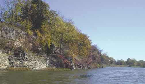 USGS - Sediment Deposition and Selected Water-Quality ...