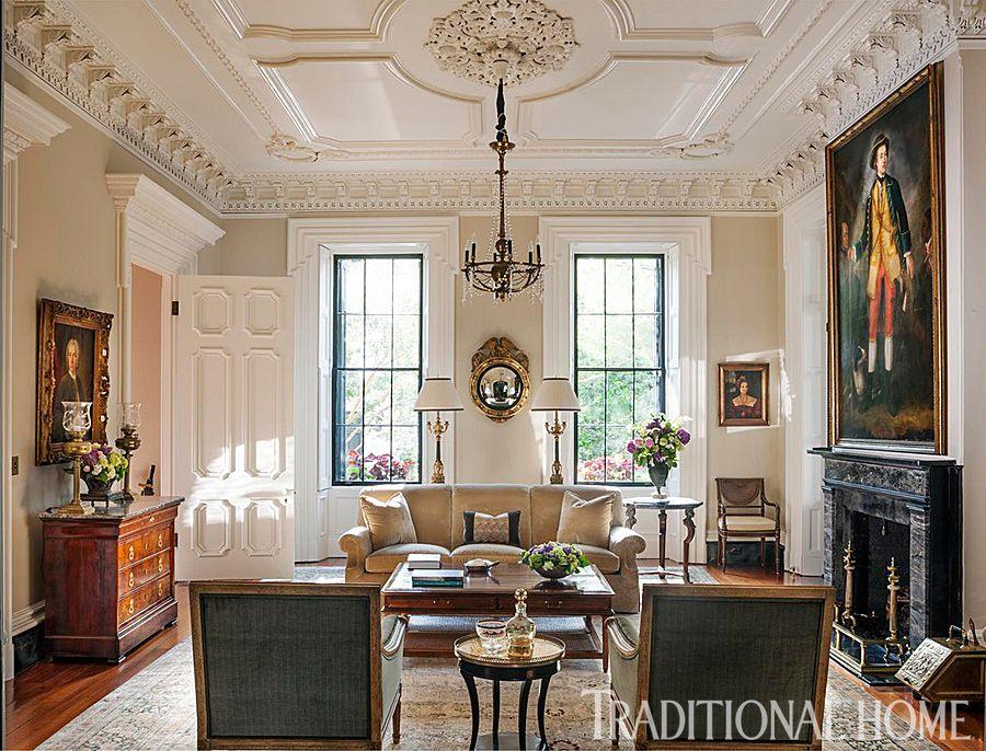 Beautiful, Grand Charleston Home In 2019