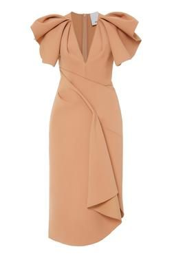 Redwood Dress - Nude