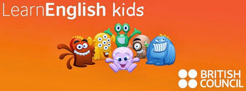 Resultado de imagen de britsh council learn english kids