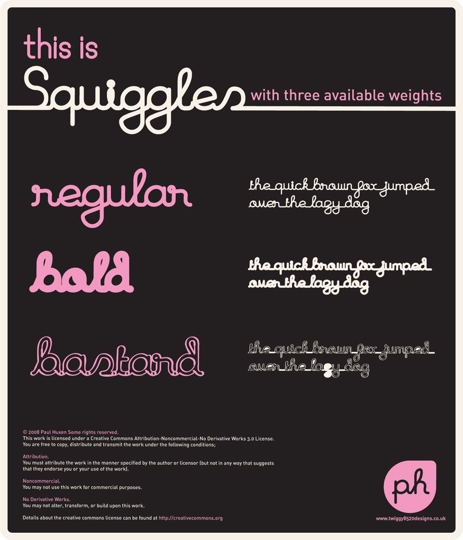 Download Squiggles Ultimate Pack by ~Twiggy8520 on deviantART ...