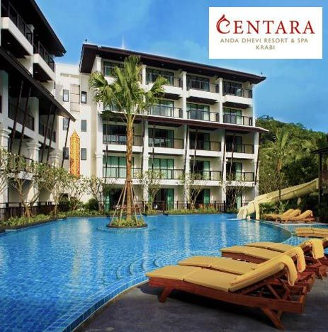 Centara Anda Dhevi Resort Spa Krabi Travel Holiday Collectoffersthailand Casas De Lujo Playa Del Carmen Casas