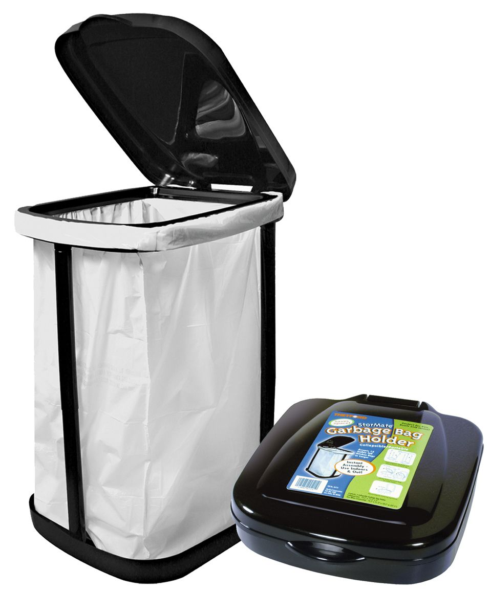 Stormate Garbage Bag Holder W Case Thetford Corporation
