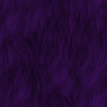 Dark Purple Faux Fur Seamless Background Texture Pattern Or Wallpaper Image