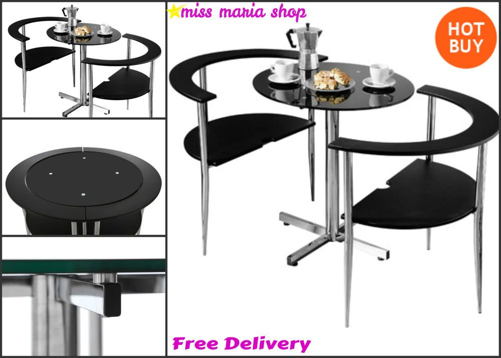 breakfast sets furniture. small dining table set chairs furniture black modern bistro glass breakfast sets t