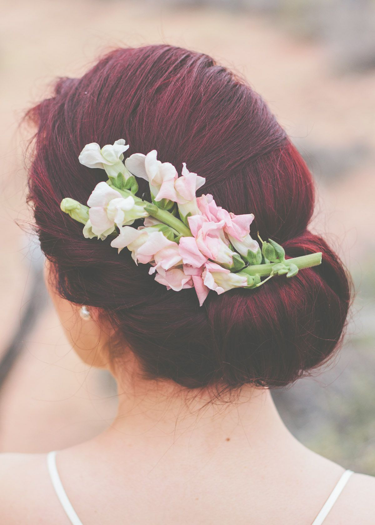 Bridal up-do hairstyle  http://eatsleepbeauty.com/