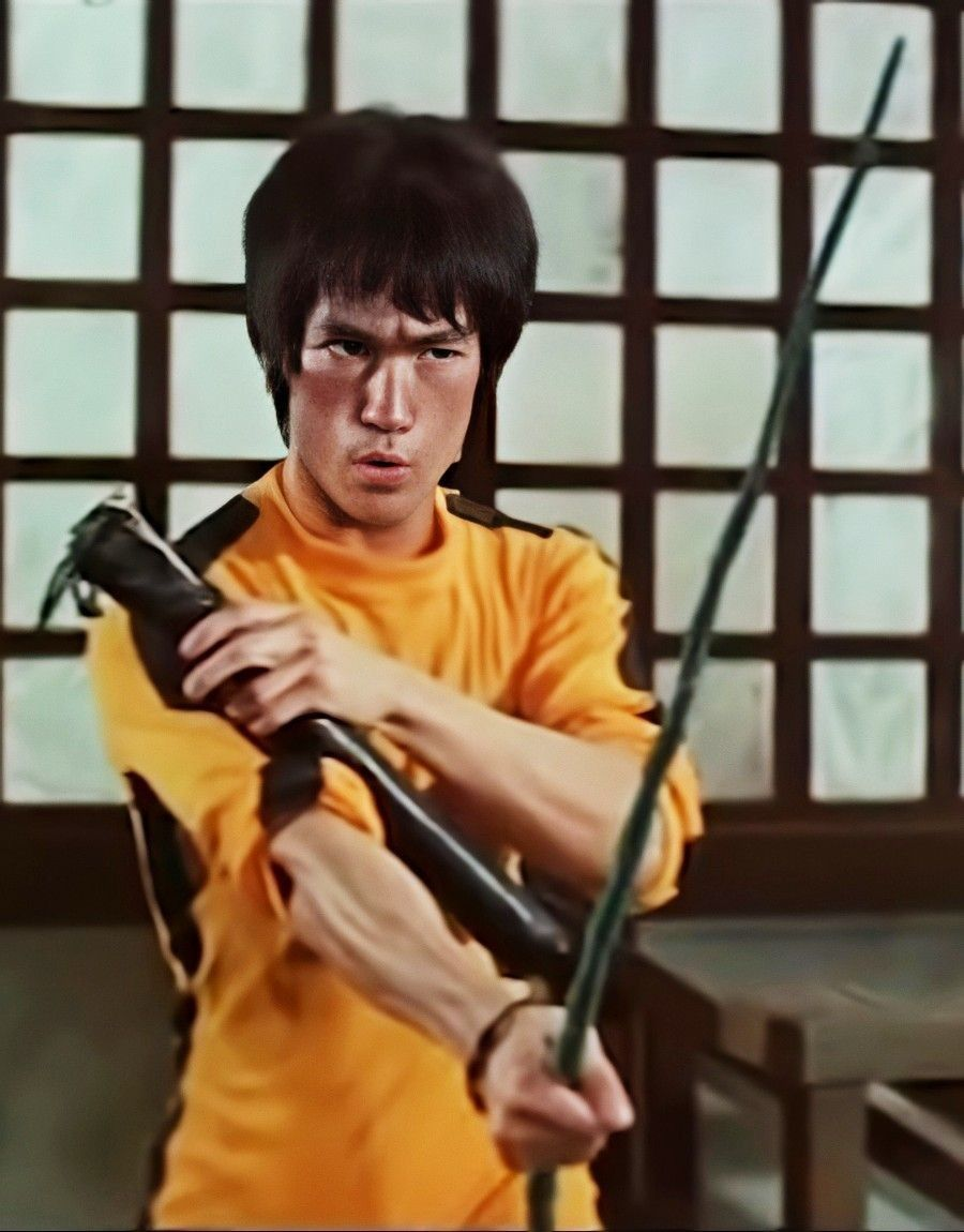 Karate Tiger Bruce Lee