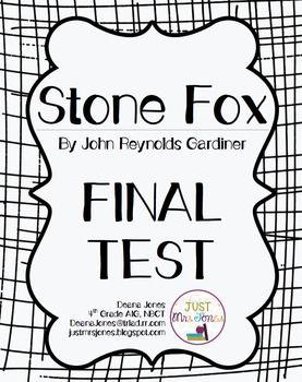 Pin on Stone Fox