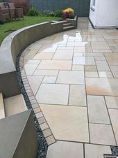 Photo of Mint Smooth Sawn & Honed Mixed Size Patio Packs – £ 445 inc VAT & FREE Nationwid …
