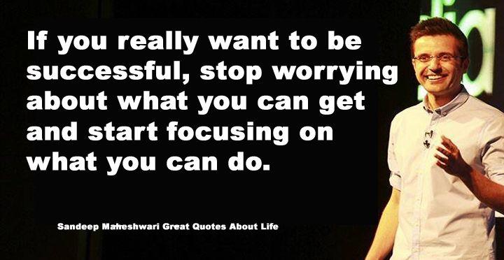 Top 100 Sandeep Maheshwari Motivation Quotes Life quotes