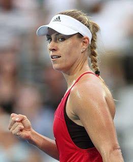 Blog Esportivo do Suíço:  Kerber vence Cibulkova e vai à semi em Sydney