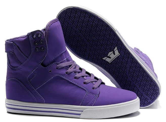 Supra Chaussures WOMENS SKYTOP Supra soldes