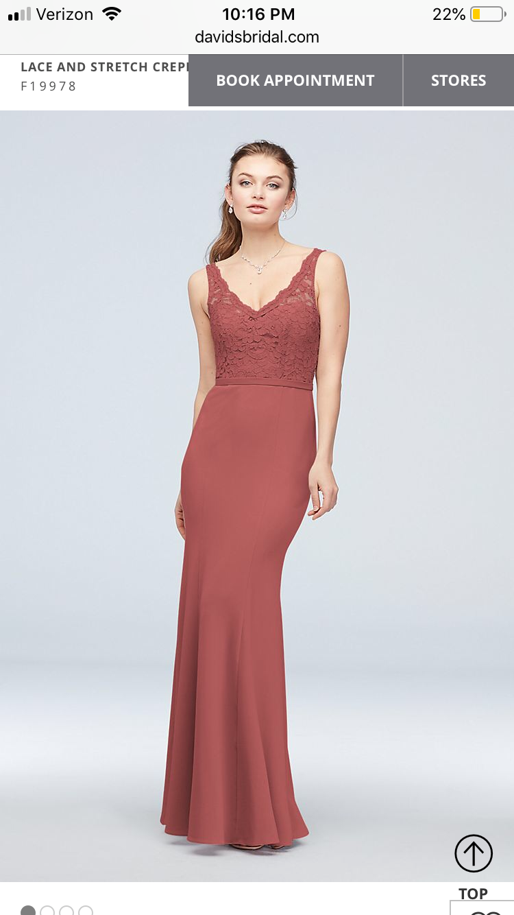 Sedona David S Bridal In 2019 Davids Bridal Bridesmaid