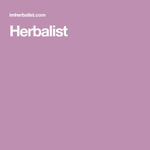 Herbalist | Tampa florida, Florida