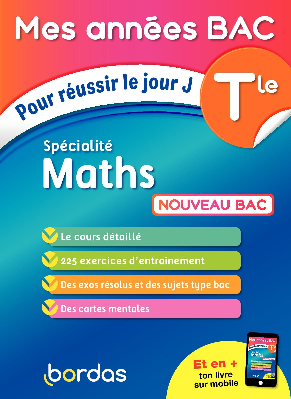 Mes Annees Bac Cours Exercices Specialite Maths Tle Ebook Math Reading