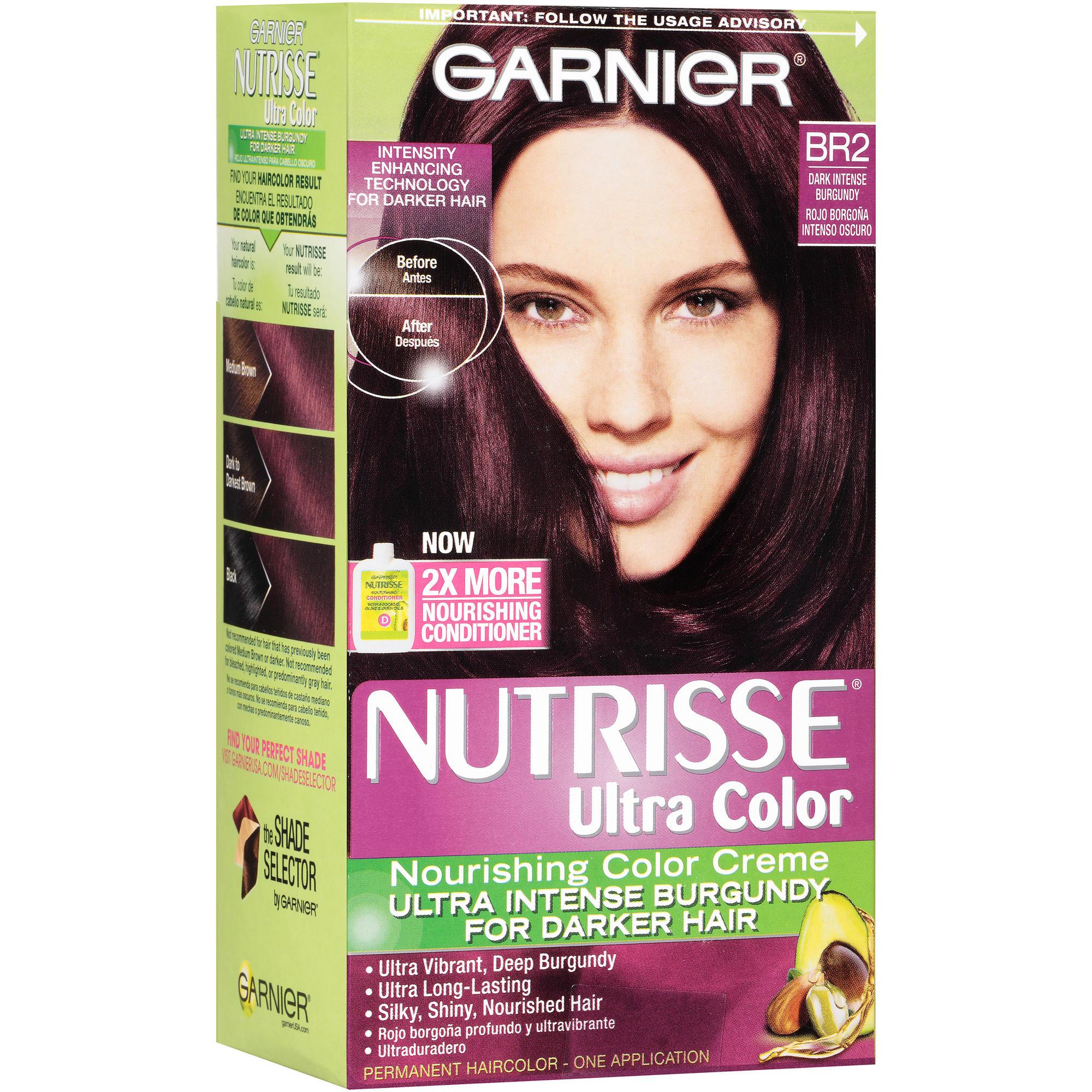 Garnier Nutrisse Ultra Color Nourishing Color Creme With Images