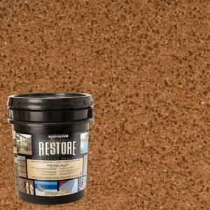 Cheaper Than The Behr. Restore, 4 Gal. Timberline Deck And Concrete  Resurfacer