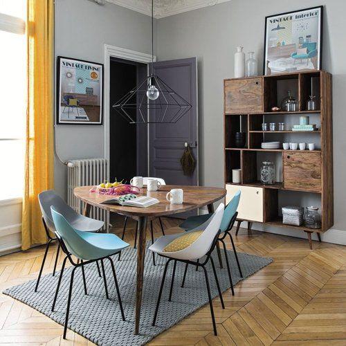 Einrichtungsideen bunte st hle stilvoll wohnen bunte for Wohnzimmer junges wohnen