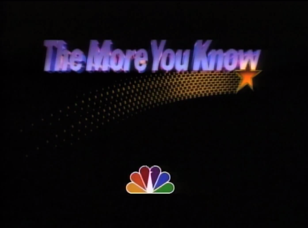 Nbc The More You Know Logo 1993 The More You Know Neon Signs Photo And Video