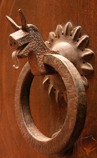 Italian door knocker with a Gene Simmons tongue   Gene simmons ...