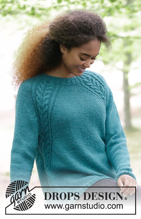 Arendal / DROPS 181-7 - Free knitting patterns by DROPS Design