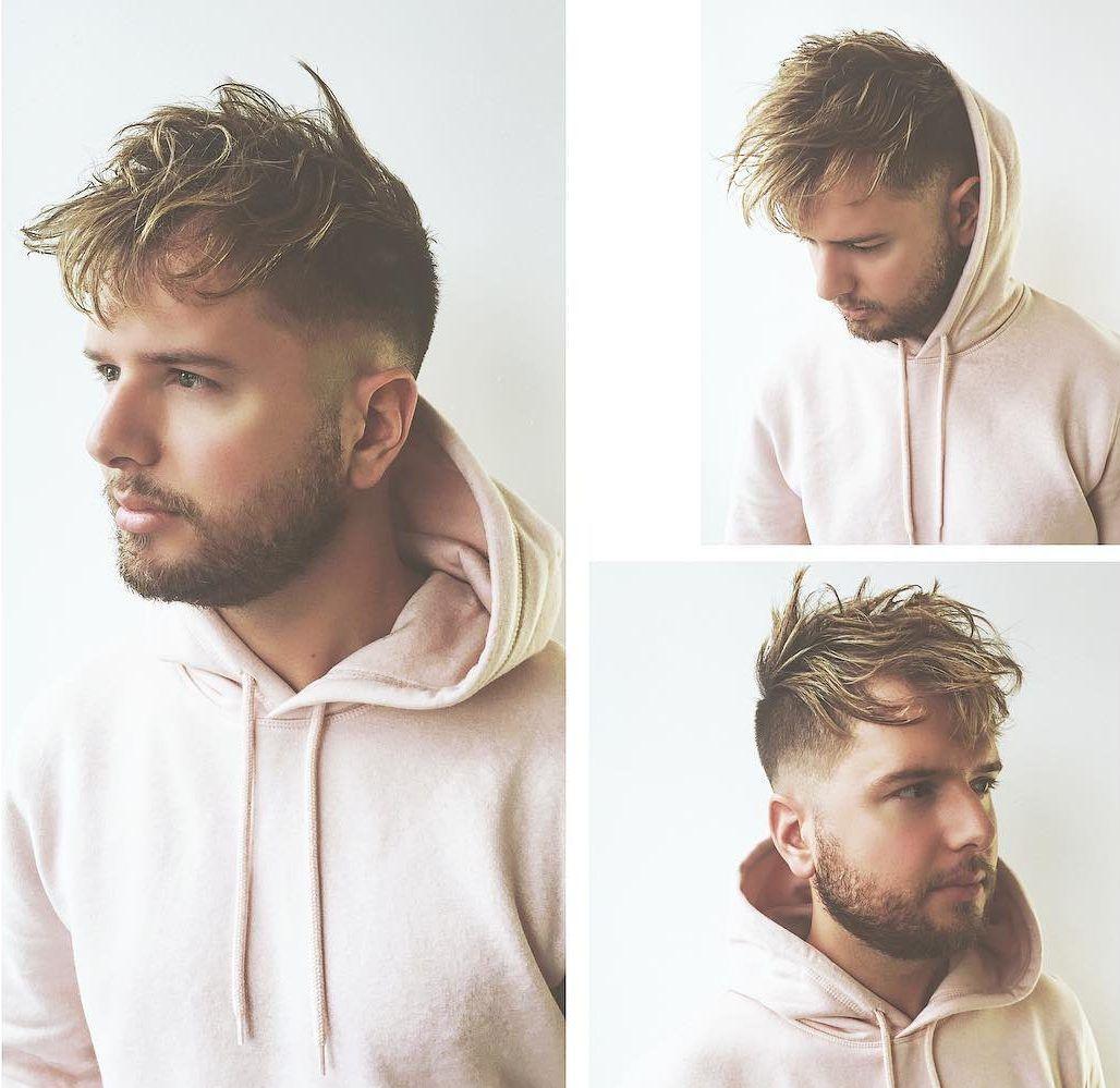 Haircuts for thin hair men haircuts for men with thin hair  thin hair haircuts and medium