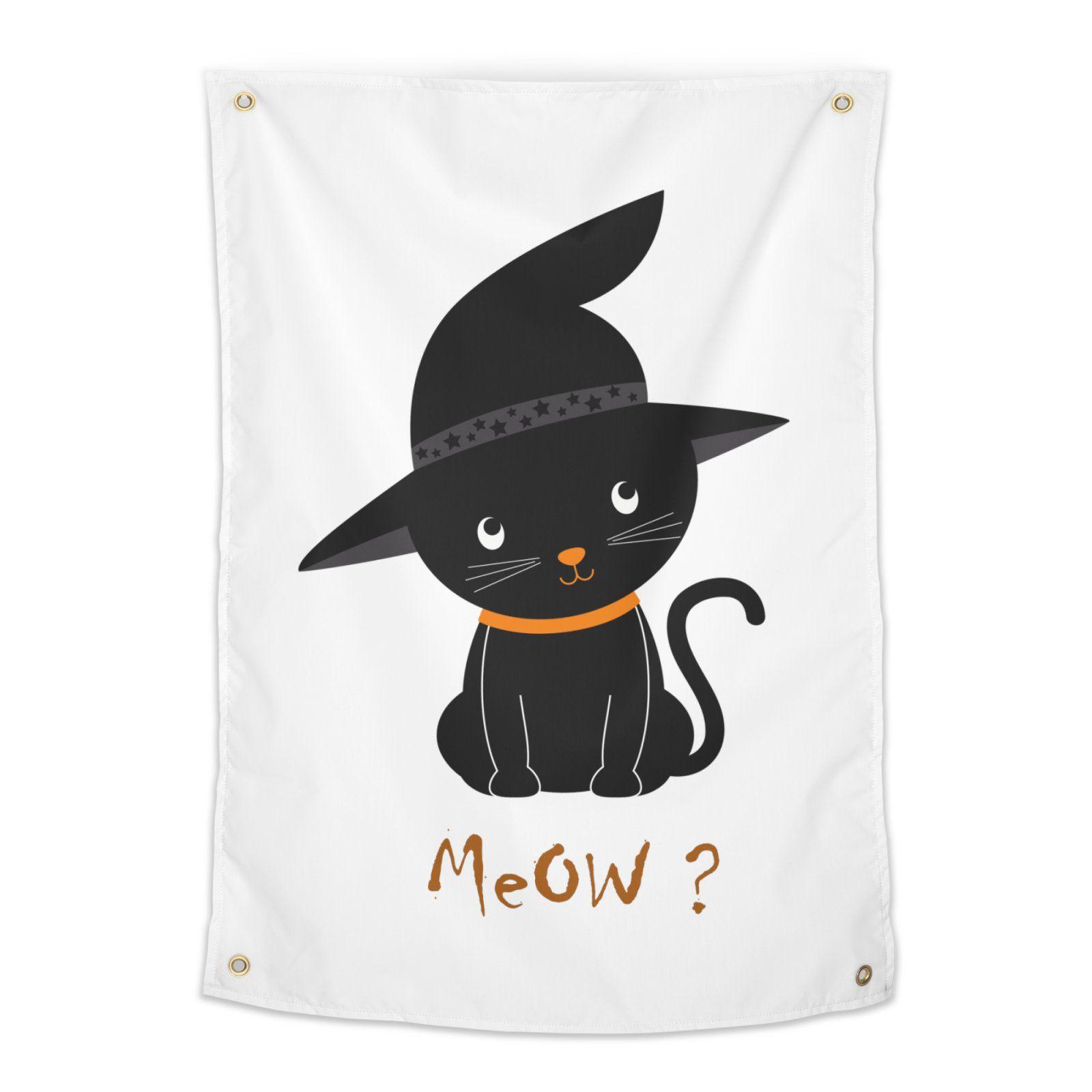 Halloween Wizard Kitty Cat Cats, Kitty, Cat in heat