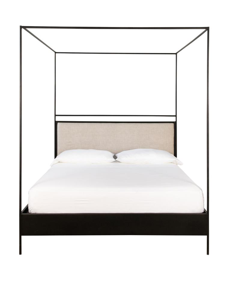 Sutherland Canopy Bed in 2020 Headboards for beds