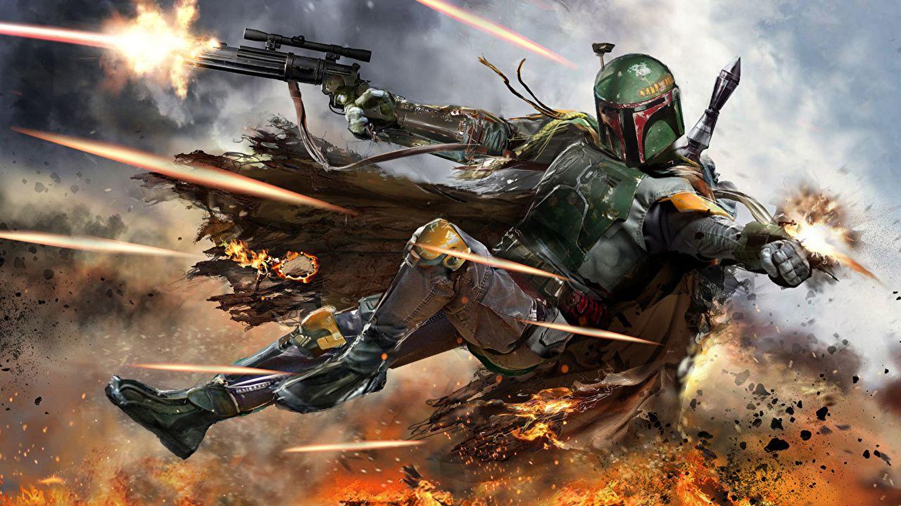 Cool Boba Fett Wallpapers 1080p Boba Fett Wallpaper Star Wars Wallpaper Star Wars Vii