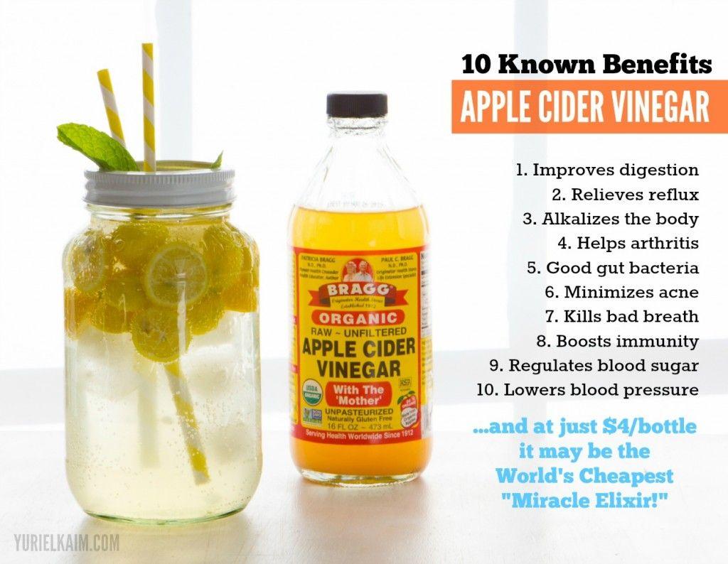 How Much Apple Cider Vinegar Should You Drink For Gout
