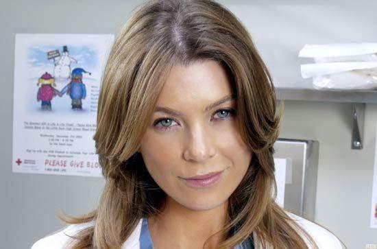 I love Grey's Anatomy!
